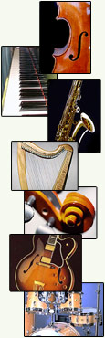 Image: Instrument Collage